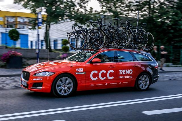 Kerékpártartó többféle formában
